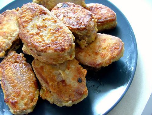 Pork Tenderloin Breakfast Biscuits