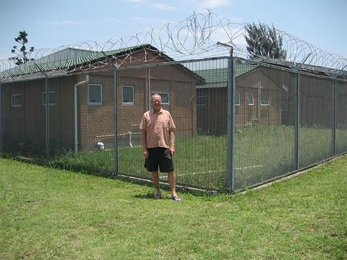 Richards Bay workyard fence