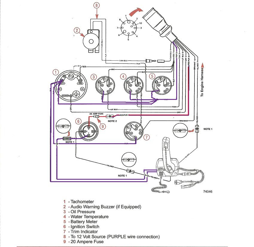 Mastercraft Boats Wiring Diagram