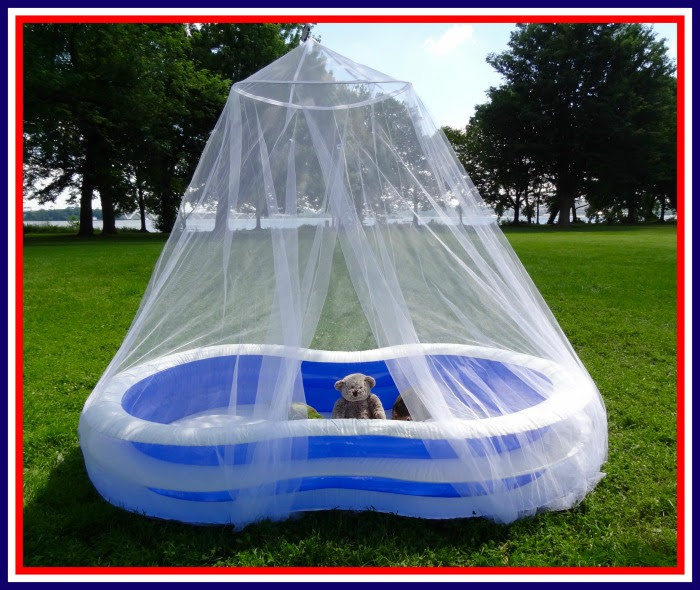 4th Of July Party Ideasbug Free Fun With Tedderfield Mosquito Nets