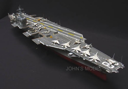 Navy Ship  Large Aircraft Carrier Models Pics