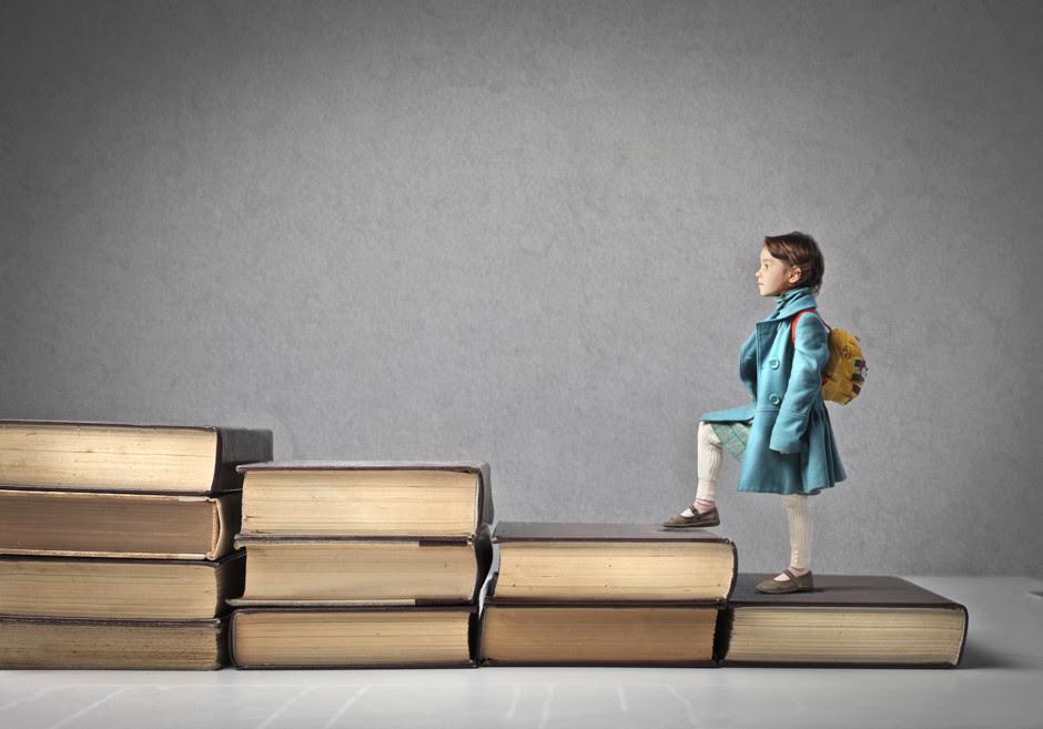 Czytanie książek nie wystarczy!