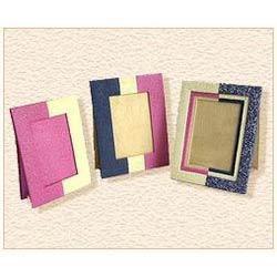 Handmade Paper Photo Frames Two Color Photo Frames Manufacturer