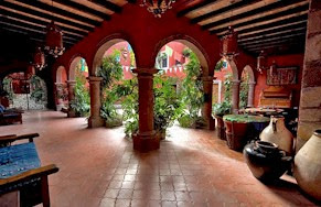 Art Retreat to San Miguel de Allende in April 2011