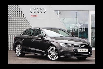 Audi A3 Brown