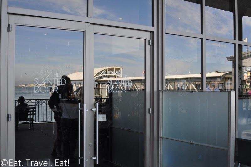 Eat Travel Eat The Slanted Door Ferry Building