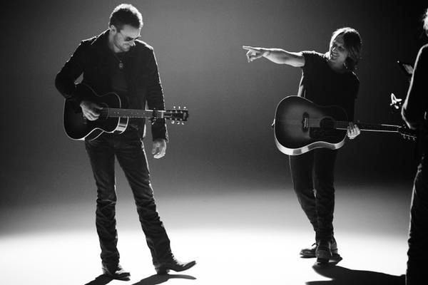 Keith Urban & Eric Church : Raise Em Up (Video) photo RaisemUP-twitterCMT.jpg