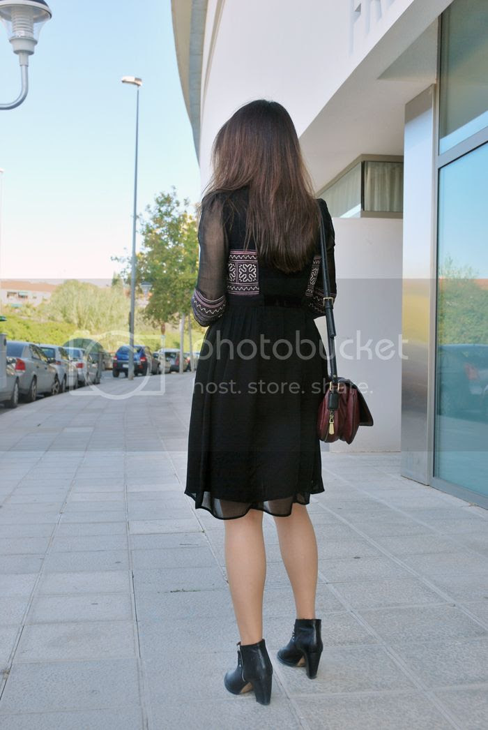 Vestido Handmade Zara