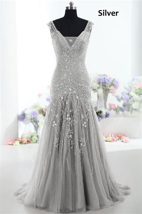 Best 25  Silver wedding dresses ideas on Pinterest