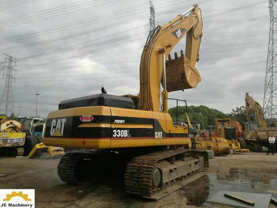 Japan Made Used Cat 330bl Excavators For Sale Mining Use Cat 30 Ton Excavator