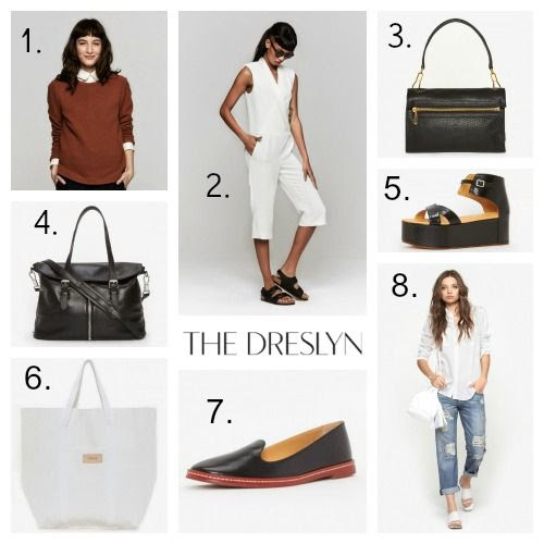A.P.C. Top - L'Agence Jumper - Elizabeth and James Handbags - MM6 Maison Martin Margiela Sandals - Chloe Beach Bag - MM6 Martin Margiela Flats - Current Elliot Jeans