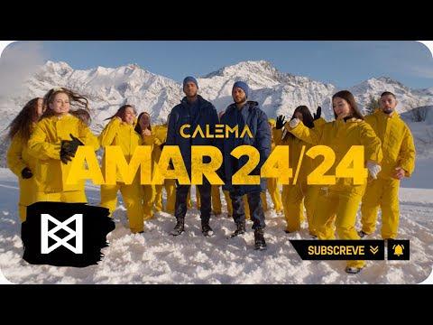 Calema – Amar 24/24 [Vídeo e Áudio]