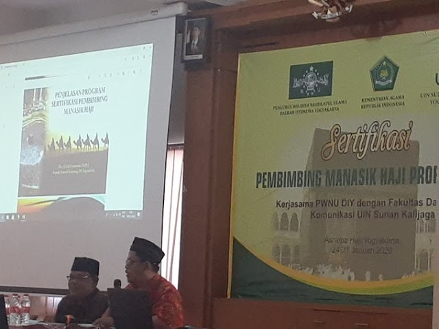 Program Sertifikasi Pembimbing Manasik Haji