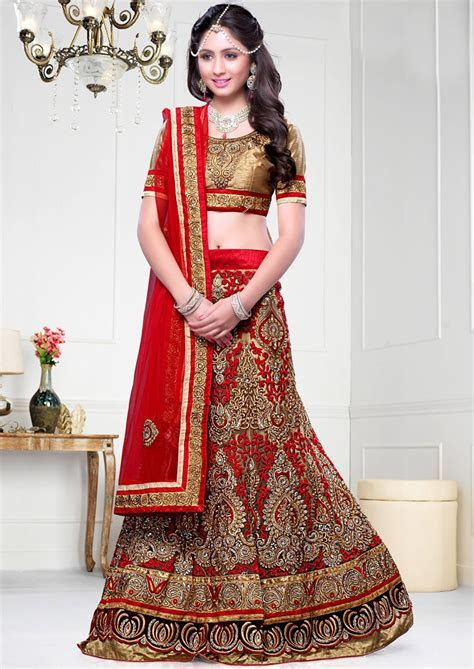 Indian Wedding Lehenga Blouse Designs for Bridal 2017