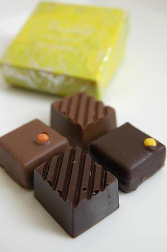 Chocolat Assort, Pâtisserie Kubler, Salon du Chocolat Tokyo, Shinjuku Isetan
