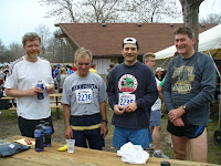St Croix Valley 50k running team