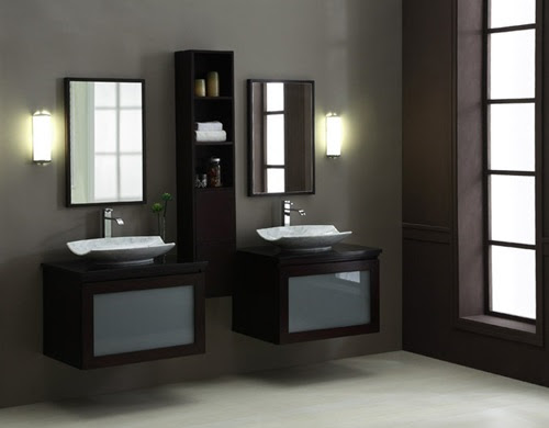 Different Types of Bathroom Interior Design - Modern and ...