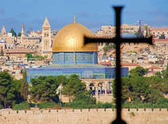 Welcome to Jerusalem by Or Hiltch, on Flickr