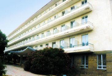 Санаторий Парус, Гаспра (Ялта)
