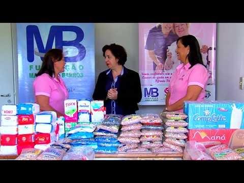 Rede Feminina de Combate ao Câncer recebe doação da FMB
