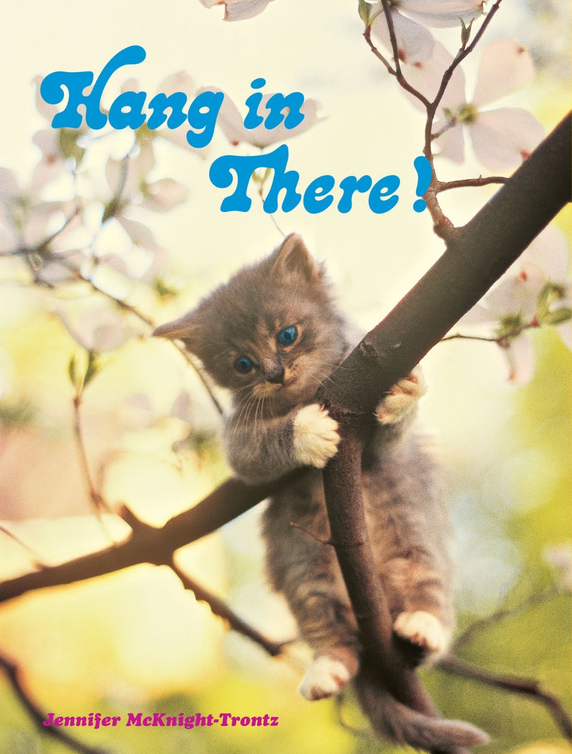 """That """"Hang In There, Kitten"""" Poster Was On To Something ..."""