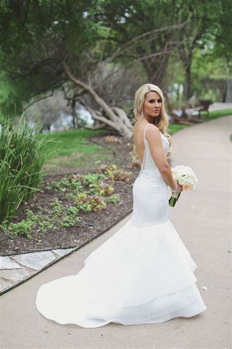 Bridals Four Seasons Austin Wedding / Julian Gold Bridal