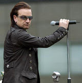 Bono: Poverty guide