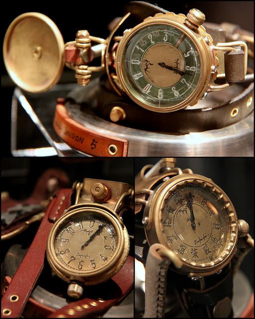 Watches - by Haruo Suekichi
