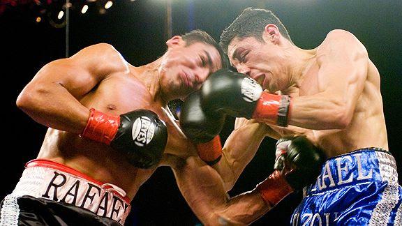 「israel vazquez vs rafael marquez 1」の画像検索結果