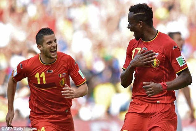 Prospect: 19-year-old Origi has already been scouted by several top Premier League clubs after a good season