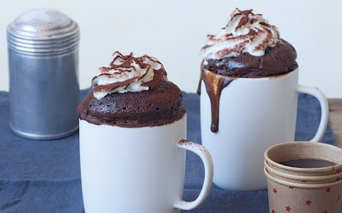 The best microwave mug cake recipes to make in minutes