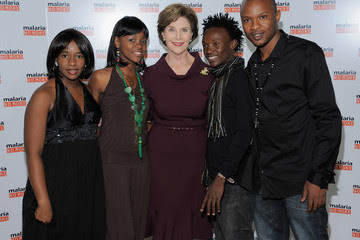 Laura Bush Malaria No More International Honors Fifth Anniversary Benefit