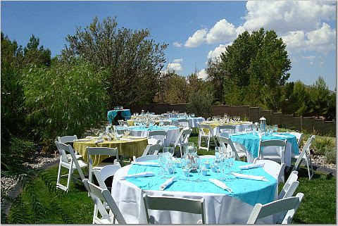 Outdoor Reception Table Ideas Photograph | Outdoor Wedding R