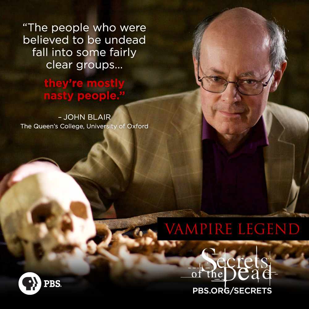 Vampire Legend Quotes From Vampire Legend Secrets Of The Dead Pbs