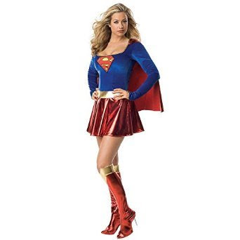 21. Supergirl (80s Movie) Costume