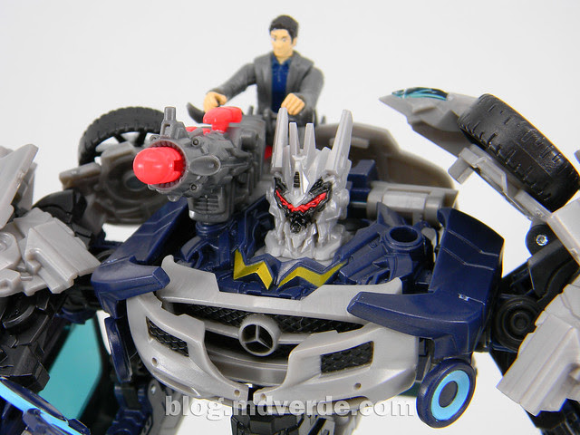 Transformers Soundwave Human Alliance - DotM - modo robot