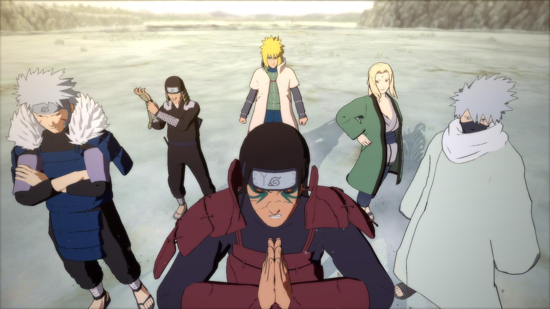 Gambar Naruto Keren 3d Terbaru