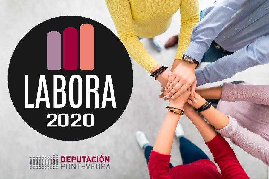 "28 ACCIÓNS FORMATIVAS EN 12 CONCELLOS DA PROVINCIA, NO MARCO DE ""LABORA 2020"" PARA FAVORECER A INSERCIÓN LABORAL"