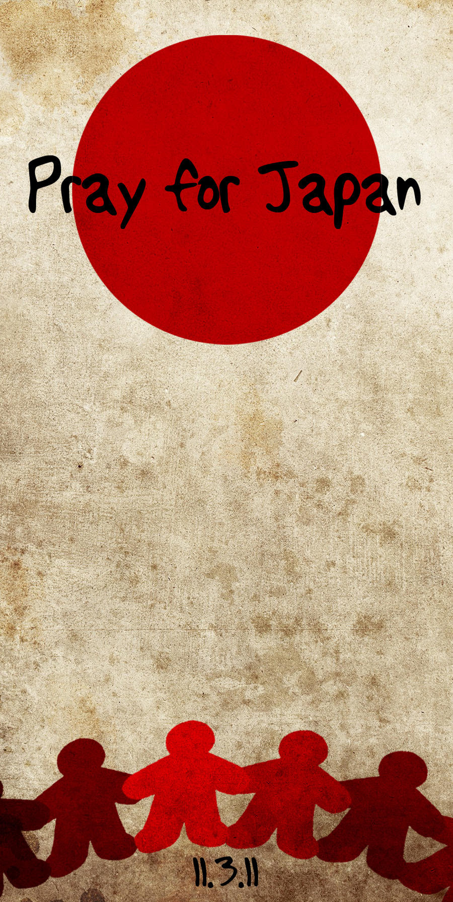 Pray for Japan by ~i-am-71