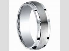 New Collection of Designer Men's Argentium Silver Rings and Silver Wedding Bands by