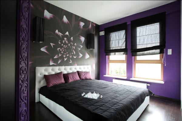 Kolory Wzory Faktury Aranżacje Sypialni Modne Malowaniepl