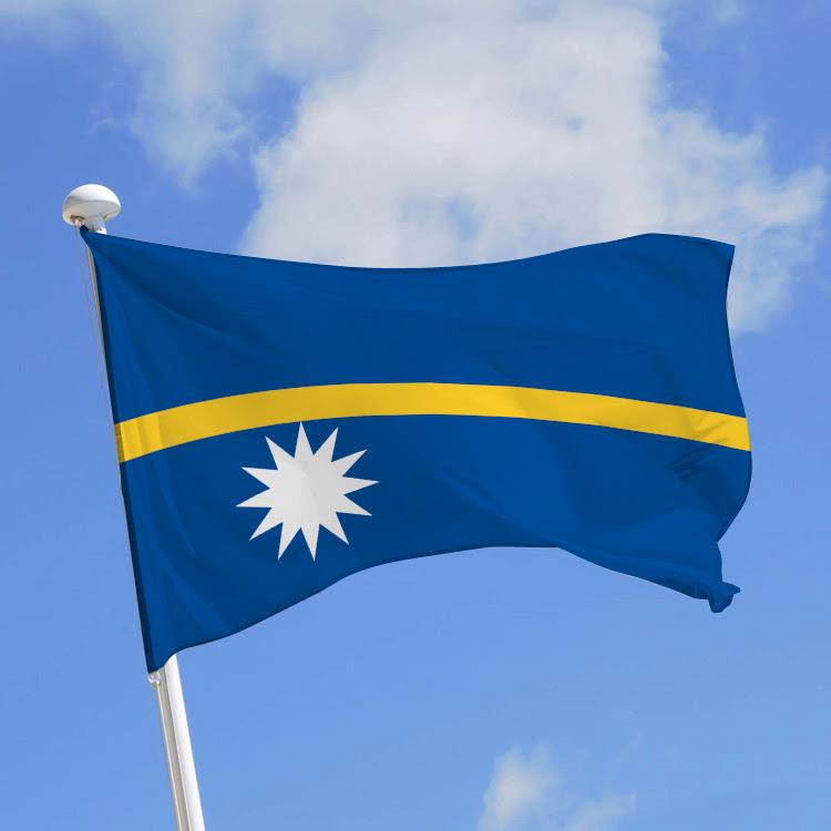 """Résultat de recherche d'images pour """"drapeau animé du Nauru"""""""