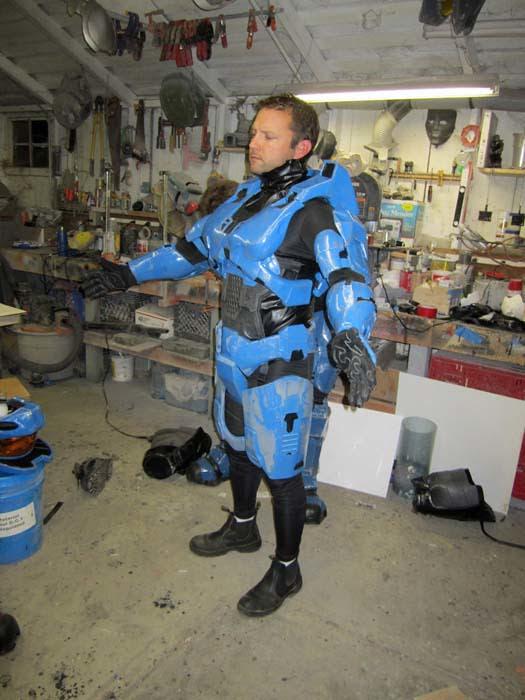 Armor Shawn Dressin
