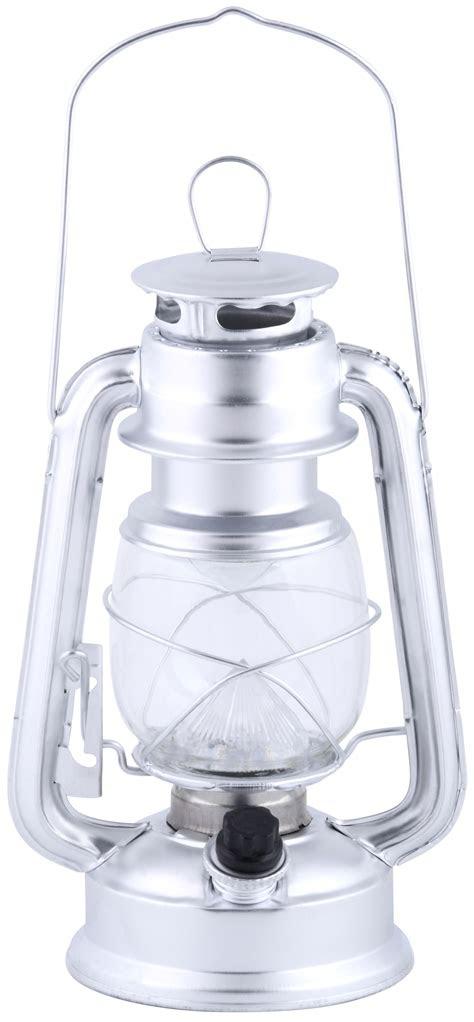 led lantern ironglass silver esschert design usa