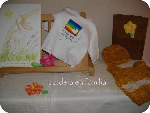 Altar preparación nacimiento