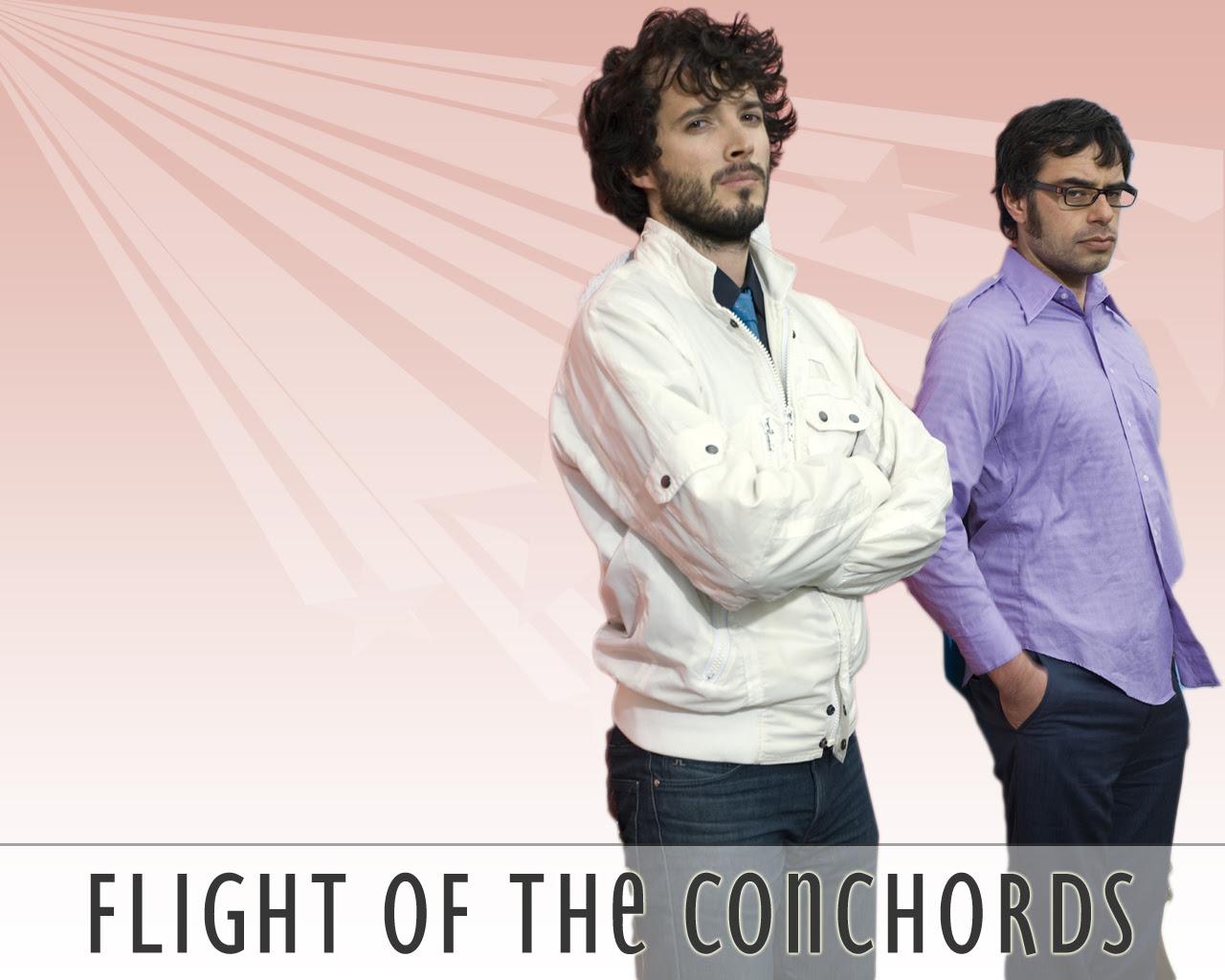Boom Flight Of The Conchords Wallpaper 5381522 Fanpop