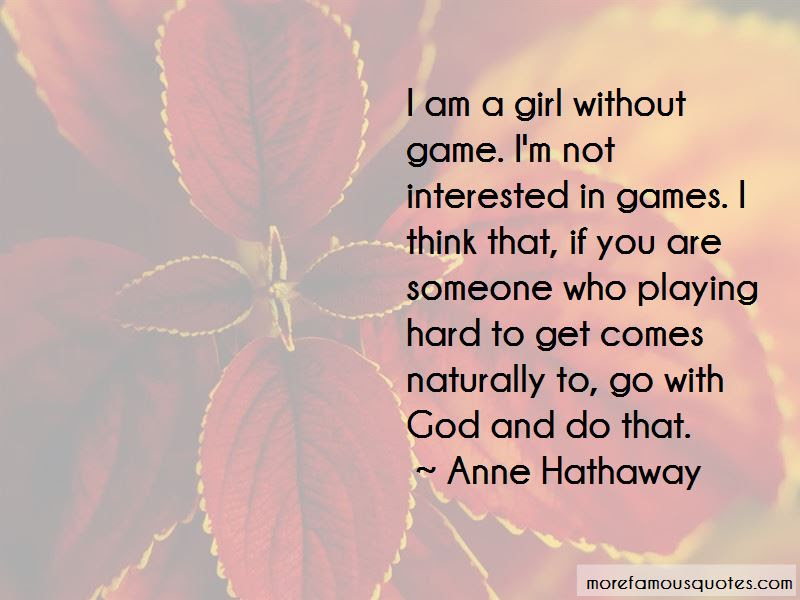 Quotes About Playing Games With A Girl Top 1 Playing Games With A