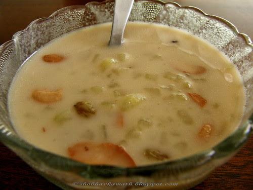 Sweet Potato Paaysu