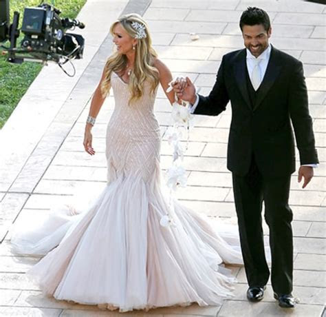 Tamra Barney Wedding Dress: Details From Her Nuptials to
