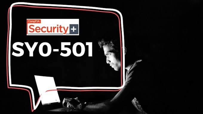 [100% Off UDEMY Coupon] - CompTIA Security+ SY0-501 Questions & Answers